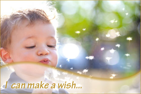 I can make a wish